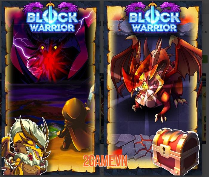 Block Warrior: Fight for Homeland - Game nhập vai khám phá hầm ngục độc đáo 0