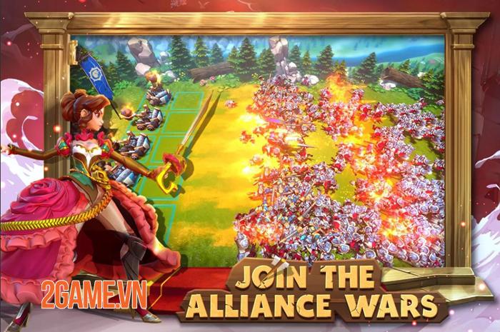 Brave Conquest - Game chiến thuật kết hợp thủ thành xây dựng đế chế 2