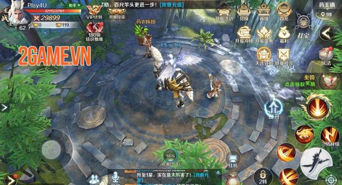 Sword and Summoner - Game nhập vai cho hóa thú sắp ra mắt game thủ SEA 4