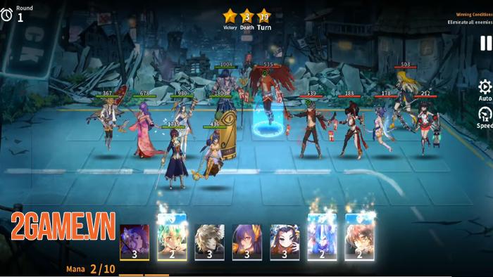 Night Zero: Mistiltein - Game nhập vai chiến tướng sở hữu dàn nhân vật đồ sộ 2