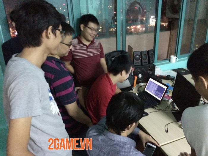 Từ đam mê Idle Heroes nhóm game thủ người Việt này đã tự tay phát triển ra Tam Quốc AFK 4