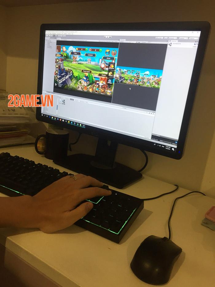 Từ đam mê Idle Heroes nhóm game thủ người Việt này đã tự tay phát triển ra Tam Quốc AFK 1