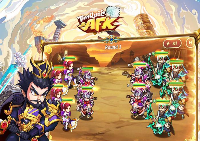 Từ đam mê Idle Heroes nhóm game thủ người Việt này đã tự tay phát triển ra Tam Quốc AFK 2