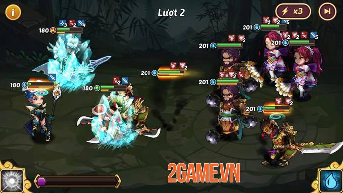 Từ đam mê Idle Heroes nhóm game thủ người Việt này đã tự tay phát triển ra Tam Quốc AFK 6