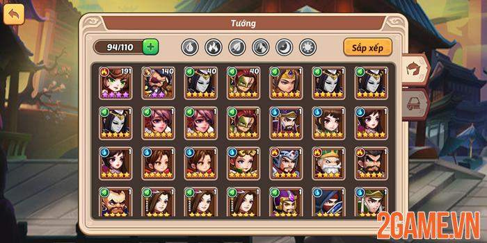 Từ đam mê Idle Heroes nhóm game thủ người Việt này đã tự tay phát triển ra Tam Quốc AFK 5
