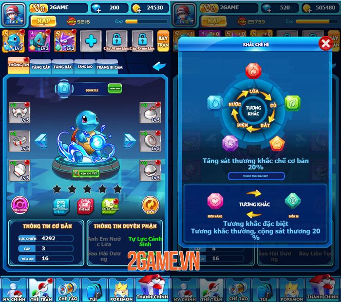 Chơi thử Bảo Bối GO: Lối chơi đấu Pokemon quen thuộc cho người dùng PC lẫn Mobile 1