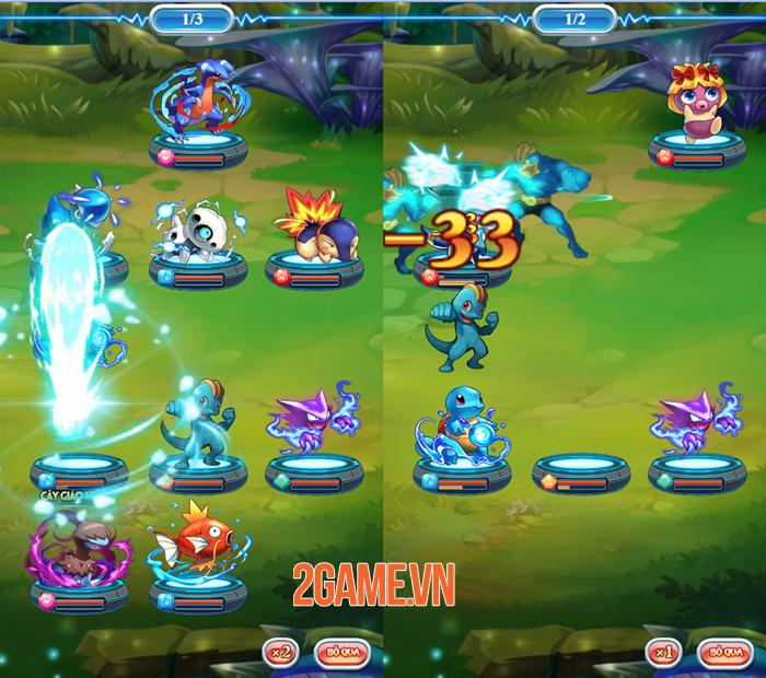 Chơi thử Bảo Bối GO: Lối chơi đấu Pokemon quen thuộc cho người dùng PC lẫn Mobile 2