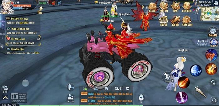 Giang Hồ Ngoại Truyện tặng miễn phí trang phục siêu hiếm cho game thủ 2