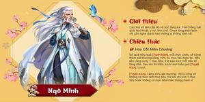 Phiên bản Big Update Hoàng Kim Lệnh của Tân Chưởng Môn VNG sắp ra mắt
