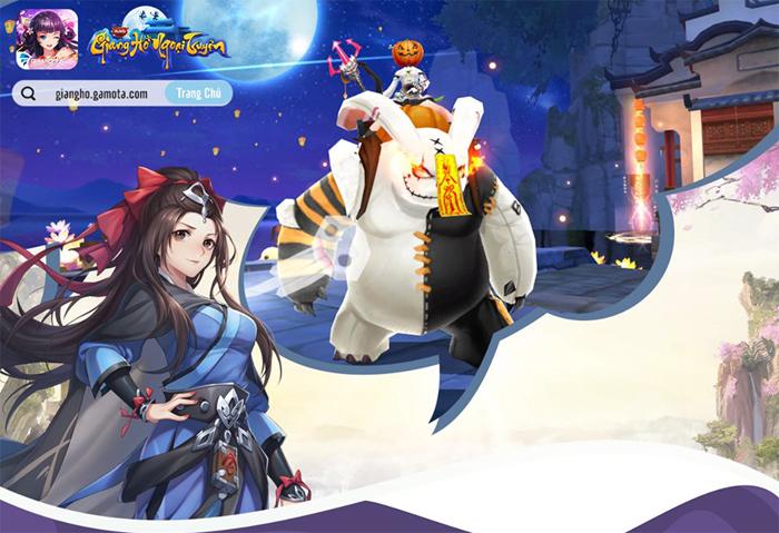 Tặng 444 giftcode game Giang Hồ Ngoại Truyện Mobile 1