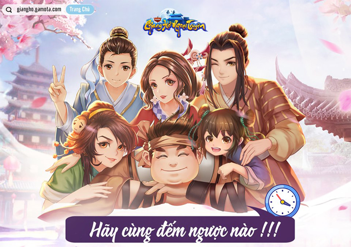 Tặng 444 giftcode game Giang Hồ Ngoại Truyện Mobile 0