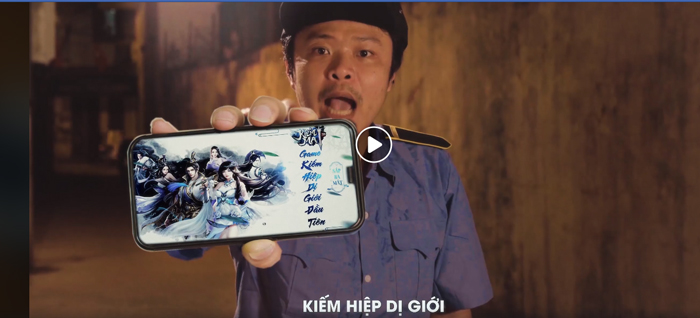 Kiếm Ma 3D Mobile đạt Top 1 lượt tải trên Appstore và Google Play khi còn chưa ra mắt 2