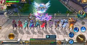 Kỷ Nguyên Thiên Sứ công bố ngày ra mắt bản Alpha Test có reset nhân vật