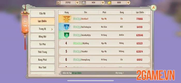 Ngạo Kiếm Vô Song Mobile tấp nập người chơi trong ngày đầu ra mắt 7