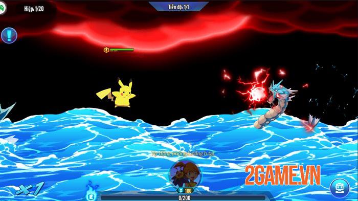 Pica Huyền Thoại gây choáng ngợp với dàn Pokemon đẹp mắt 1