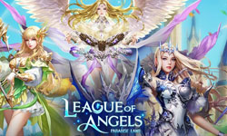 League of Angels Paradise Land