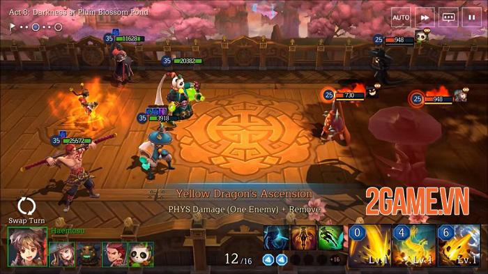 Elune mang đến lối chơi tùy biến cao với hơn 200 nhân vật độc đáo 0