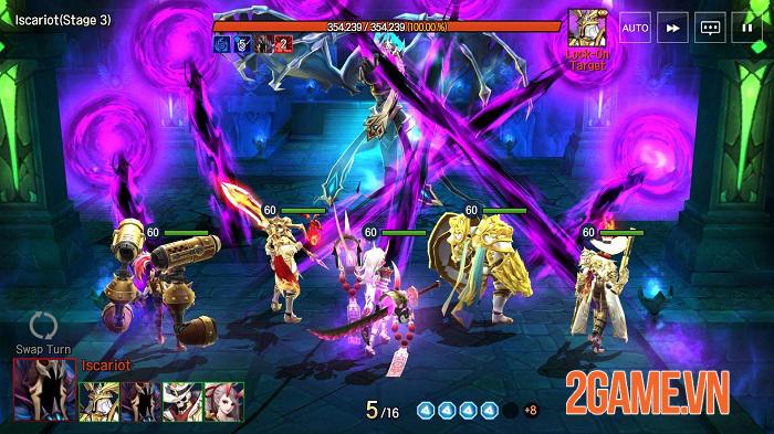 Elune mang đến lối chơi tùy biến cao với hơn 200 nhân vật độc đáo 2