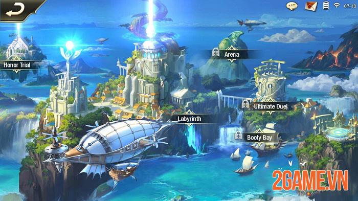 League of Angels - Paradise Land: Game mobile nhập vai độc đáo của vũ trụ LoA 2