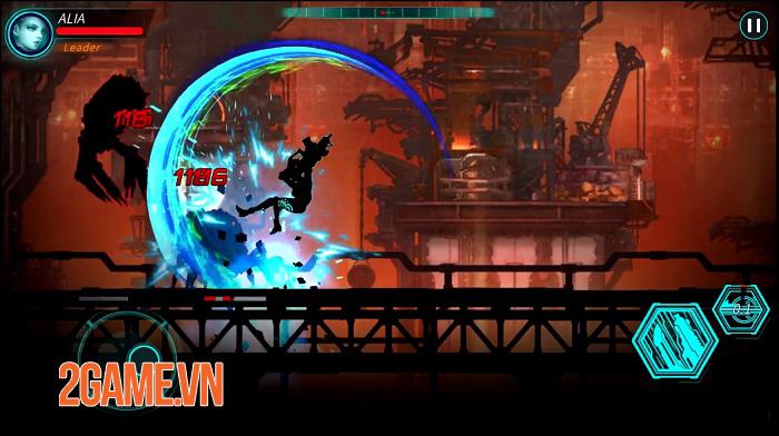 Dark Sword 2 cho phép người chơi kích hoạt nhiều kỹ năng cùng lúc khi chiến đấu 2