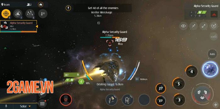Second Galaxy - Tựa game độc nhất vô nhị giúp bạn tạo ra vũ trụ của riêng mình 1