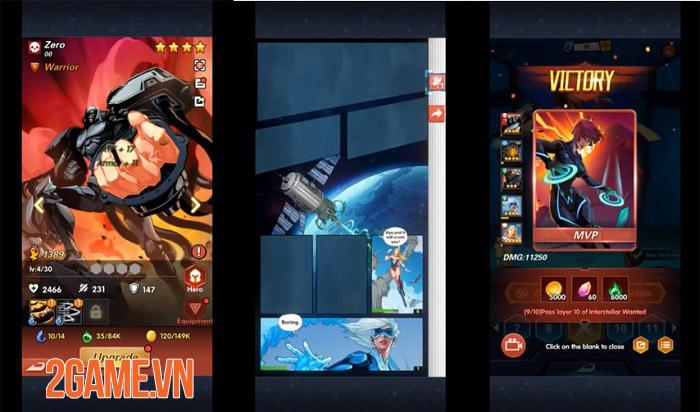 X-Hero: Thế giới giả tưởng về cuộc chiến giữa Anh hùng và Ác nhân 1