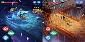 Mighty Quest For Epic Loot sở hữu phong cách chiến đấu giống Diablo