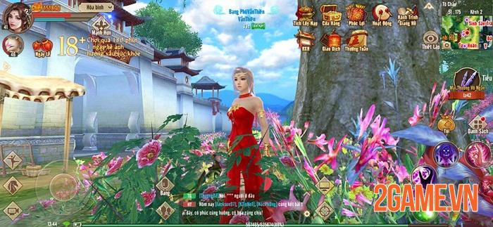 Hệ thống ngoại trang là tính năng đang được yêu thích nhất của Tân Thiên Long Mobile VNG 0