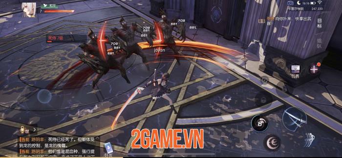 Game nhập vai thế giới mở Dragon Raja được Tencent phát hành có đồ họa tuyệt đẹp 5