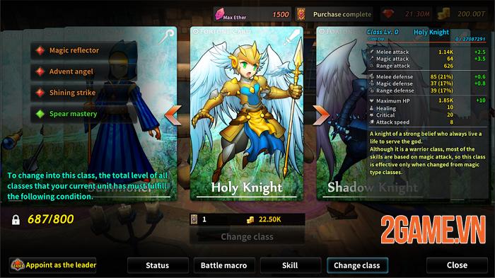 Mystery of Fortune 3 - Game khám phá hầm ngục đề cao tính chiến thuật 1