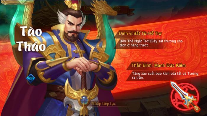 Danh Tướng 3Q VNG tặng quà lên đến 5 triệu đồng khi ra mắt server đặc biệt 4
