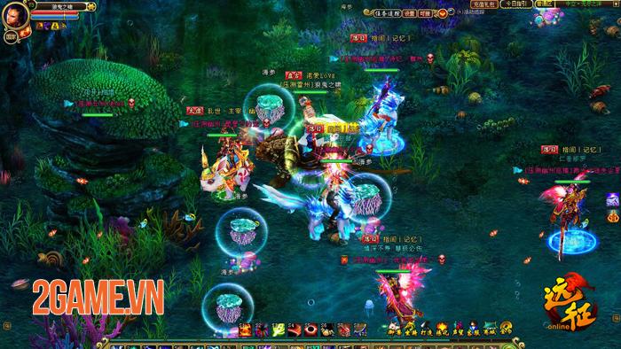 Thiên Kiếm Mobile là game chuyển thể từ PC đã tồn tại 10 năm ở thị trường Trung Quốc 0