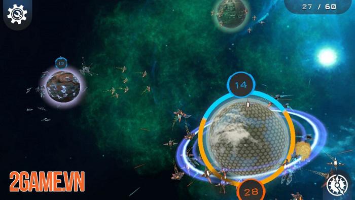 Cosmic Frontline AR - Game thực tế ảo bối cảnh không gian vũ trụ 0