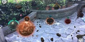 Cosmic Frontline AR – Game thực tế ảo bối cảnh không gian vũ trụ