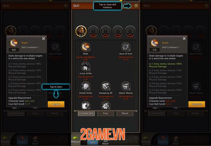 Game nhập vai D3:El Diablo cho phép người chơi sáng tạo đòn đánh cho nhân vật 1