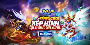 Poki Mobile là phiên bản di động của webgame ăn khách Pokiwar