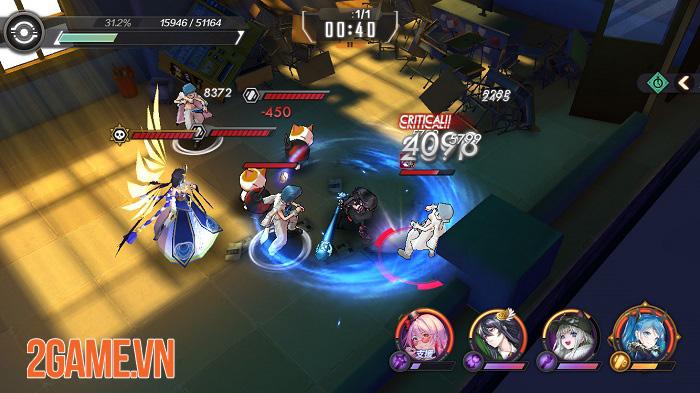 Witch's Weapon - Game hành động có cơ chế hack and slash đậm chất anime 2