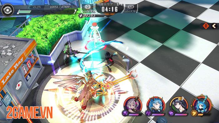 Witch's Weapon - Game hành động có cơ chế hack and slash đậm chất anime 3