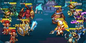 TOP 9 game Idle mang lối chơi đấu tướng rảnh tay dành cho người dùng di động