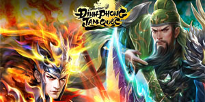 Tặng 888 giftcode game Đỉnh Phong Tam Quốc Mobile