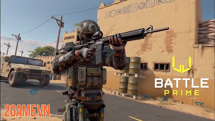 Battle Prime Mobile - Game bắn súng đồ họa cực đỉnh đã có mặt trên Google Play 0