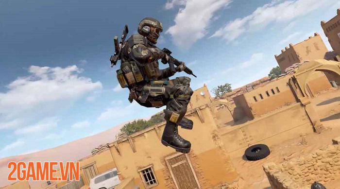 Battle Prime Mobile - Game bắn súng đồ họa cực đỉnh đã có mặt trên Google Play 1