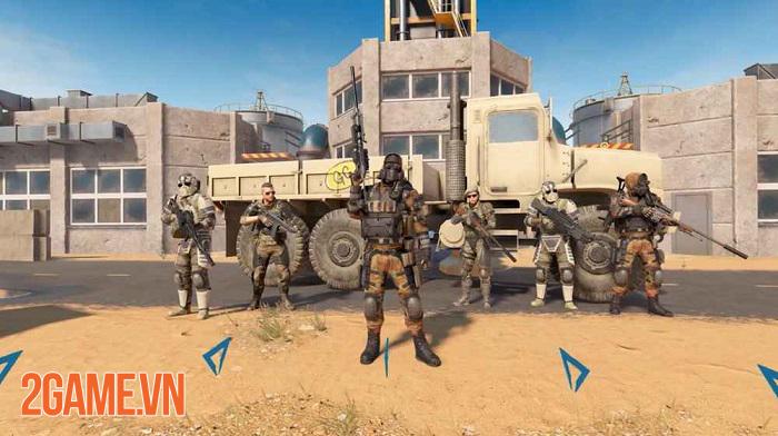 Battle Prime Mobile - Game bắn súng đồ họa cực đỉnh đã có mặt trên Google Play 3