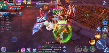 Cảm nhận Kiếm Ma 3D Mobile: Game nhập vai đang thu hút đông đảo người chơi