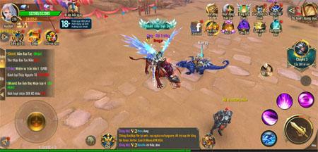 Trải nghiệm Kỷ Nguyên Thiên Sứ Mobile – Game nhập vai giống MU Online