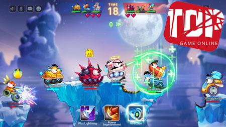 TOP Game bắn súng canh tọa đáng chơi dành cho người dùng mobile