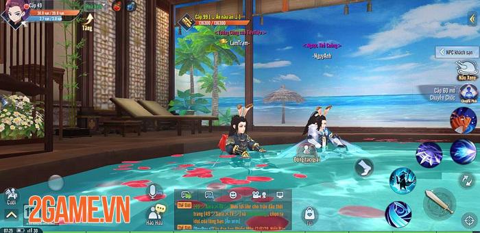 Bất ngờ với số lượng game thủ nữ trong Giang Hồ Ngoại Truyện Mobile chiếm đến hơn 70% 1