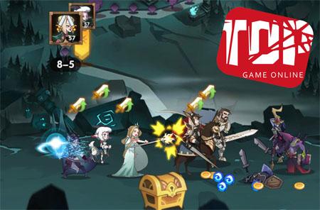 Những tựa game đấu tướng rảnh tay cực hay dành cho người dùng di động