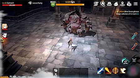 Trải nghiệm game nhập vai thế giới mở Teetiny Online chất từ nội dung đẹp ở hình ảnh!