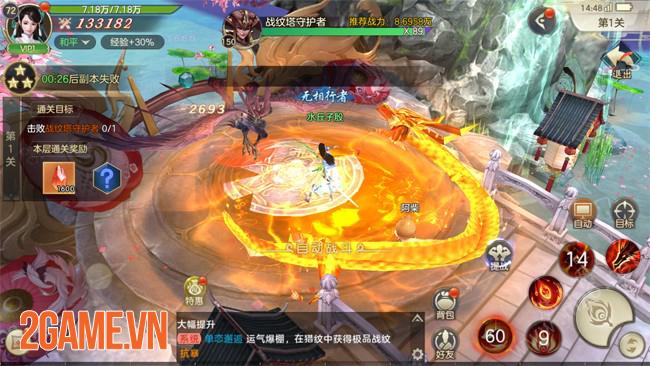 Top 8 game nhập vai Trung Quốc vừa mới được công bố trên thị trường 3